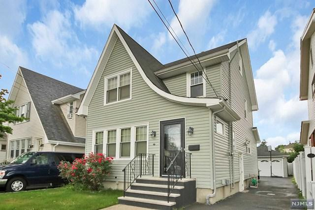 232 Forest Avenue, Lyndhurst, NJ 07071 (MLS #1824491) :: The Dekanski Home Selling Team