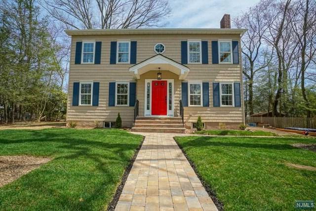 45 Dana Place, Closter, NJ 07624 (MLS #1824680) :: The Dekanski Home Selling Team
