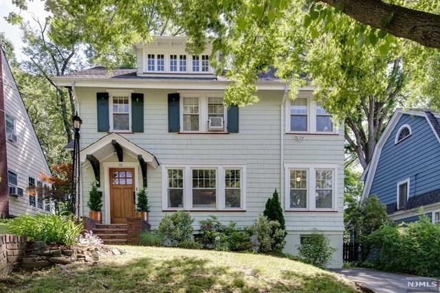 18 Park Avenue, Maplewood, NJ 07040 (MLS #1824765) :: William Raveis Baer & McIntosh