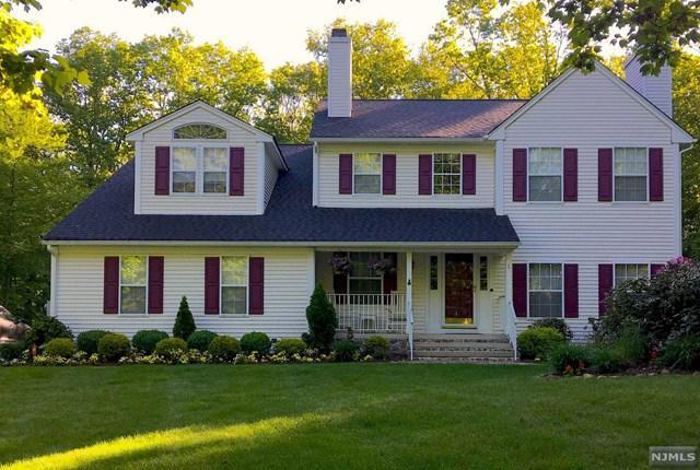 6 Pillar Drive, Rockaway Township, NJ 07866 (MLS #1825093) :: William Raveis Baer & McIntosh