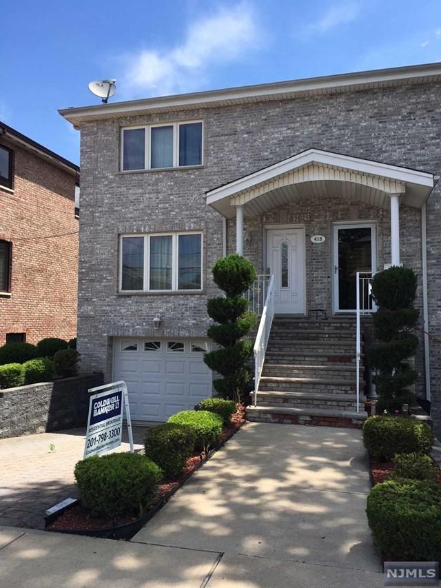 418 Chestnut Avenue, South Hackensack, NJ 07606 (MLS #1825184) :: William Raveis Baer & McIntosh