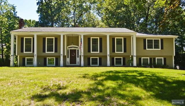 375 Beverly Place, Mahwah, NJ 07430 (MLS #1825291) :: The Dekanski Home Selling Team