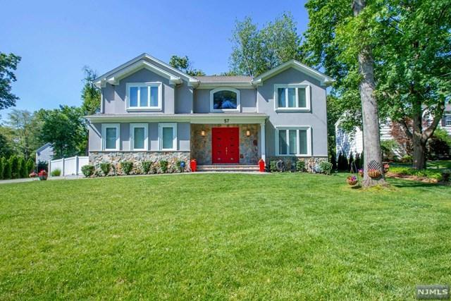 57 Crabtree Lane, Tenafly, NJ 07670 (MLS #1825310) :: The Dekanski Home Selling Team