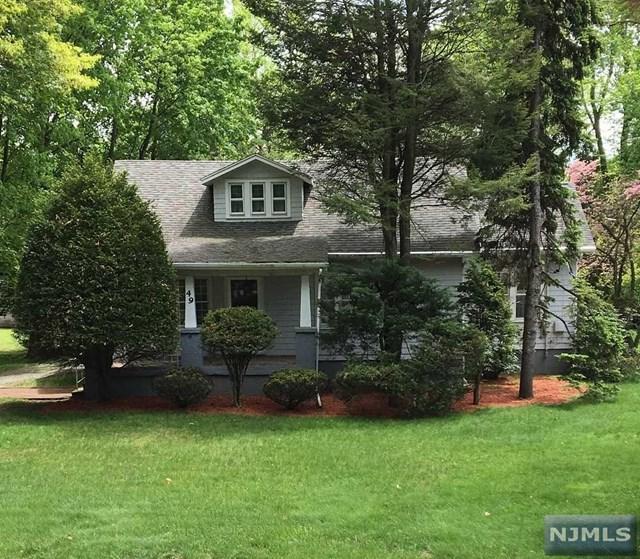 49 Tappan Road, Harrington Park, NJ 07640 (MLS #1825326) :: William Raveis Baer & McIntosh