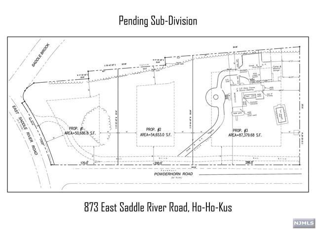 12 Powderhorn Road, Ho-Ho-Kus, NJ 07423 (MLS #1825434) :: William Raveis Baer & McIntosh