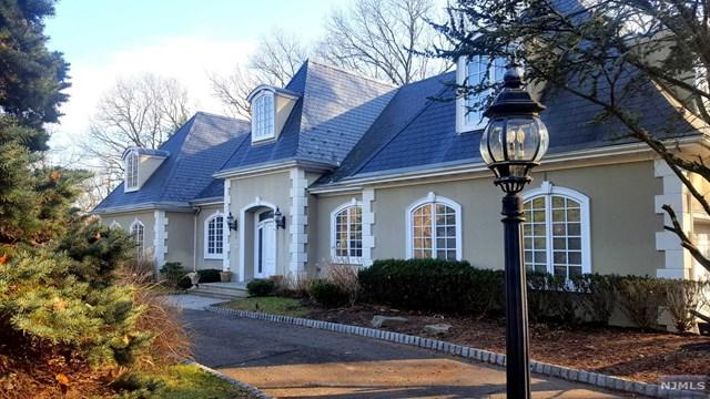 809 Lenel Lane, Franklin Lakes, NJ 07417 (MLS #1825512) :: William Raveis Baer & McIntosh