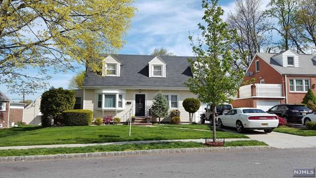 58 Continental Avenue, Belleville, NJ 07109 (MLS #1825634) :: William Raveis Baer & McIntosh