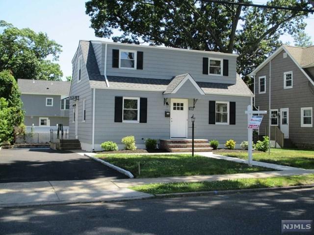 124 17th Avenue, Elmwood Park, NJ 07407 (MLS #1825878) :: William Raveis Baer & McIntosh