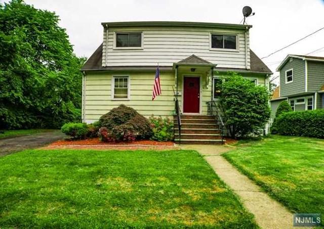 58 Hall Street, Clifton, NJ 07014 (MLS #1825895) :: The Dekanski Home Selling Team