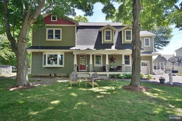 456 N Central Avenue, Ramsey, NJ 07446 (MLS #1825920) :: William Raveis Baer & McIntosh