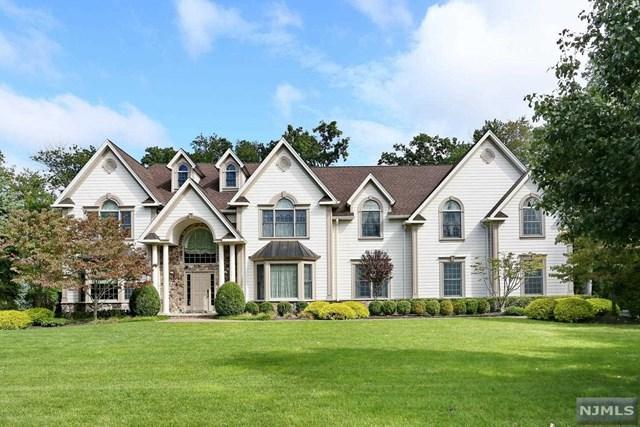 25 Oak Drive, Upper Saddle River, NJ 07458 (MLS #1825923) :: William Raveis Baer & McIntosh