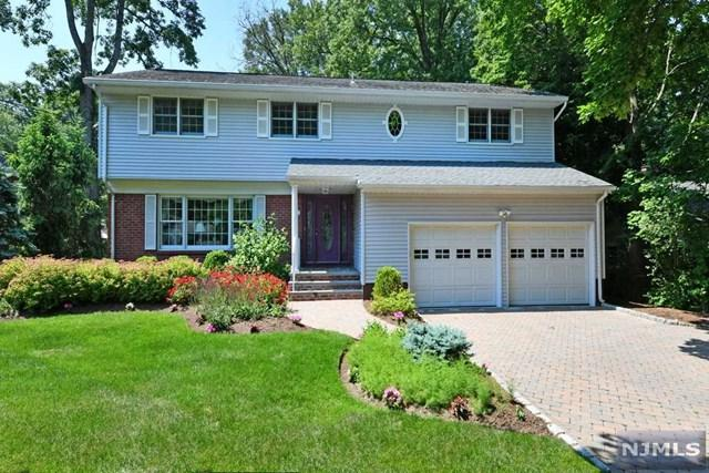 72 Nottingham Road, Ramsey, NJ 07446 (MLS #1826012) :: William Raveis Baer & McIntosh