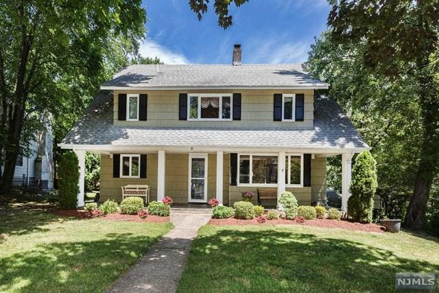 7 Column Court, Ramsey, NJ 07446 (MLS #1826036) :: William Raveis Baer & McIntosh