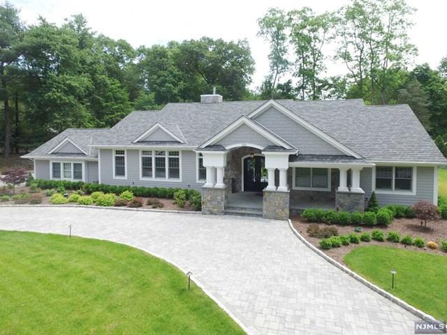 343 Long Bow Drive, Franklin Lakes, NJ 07417 (MLS #1826244) :: William Raveis Baer & McIntosh