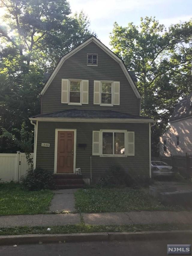 1348 Laurel Terrace, Teaneck, NJ 07666 (MLS #1826284) :: William Raveis Baer & McIntosh