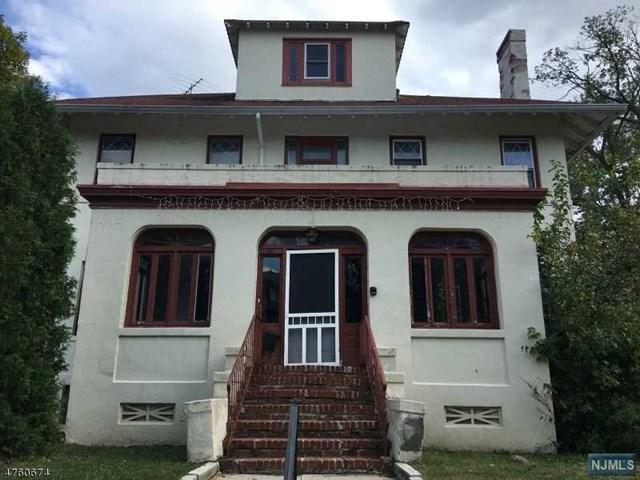 34 S Centre Street, South Orange Village, NJ 07079 (MLS #1826981) :: William Raveis Baer & McIntosh