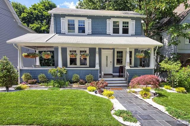20 Hawthorne Terrace, Leonia, NJ 07605 (MLS #1827179) :: William Raveis Baer & McIntosh