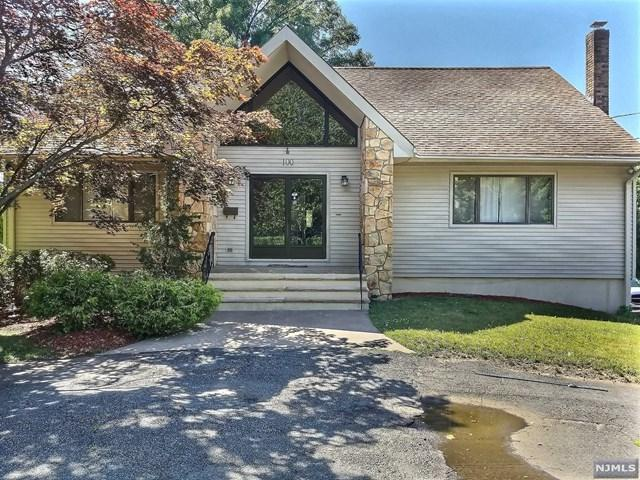 100 Ridge Road, Little Falls, NJ 07424 (#1828120) :: RE/MAX Properties