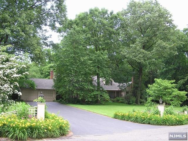 51 Twin Brooks Road, Saddle River, NJ 07458 (#1828356) :: RE/MAX Properties