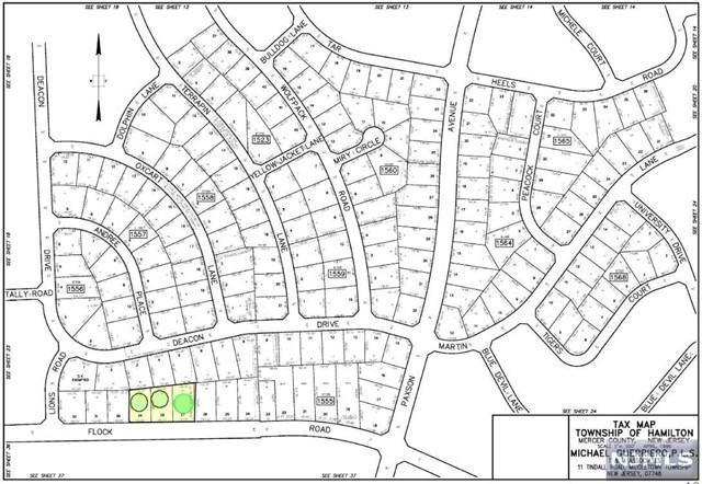 412 Flock Road, Hamilton, NJ 08619 (MLS #1828558) :: Team Francesco/Christie's International Real Estate