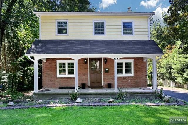 293 Brookside Avenue, Allendale, NJ 07401 (#1828978) :: Group BK