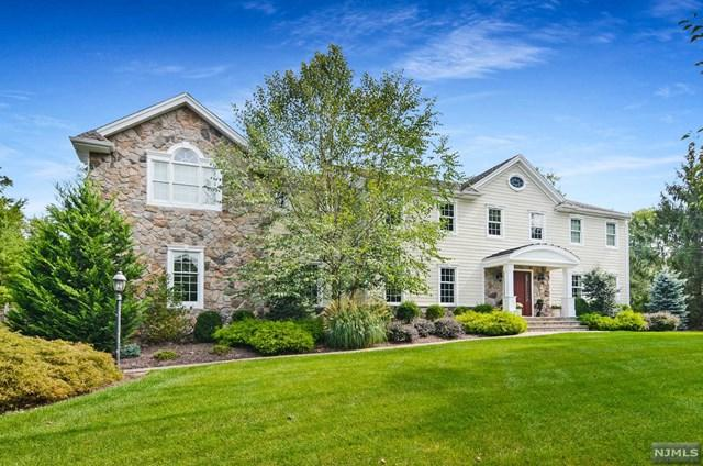 28 Peach Tree Place, Upper Saddle River, NJ 07458 (MLS #1829431) :: William Raveis Baer & McIntosh