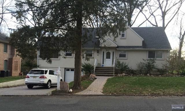 81 Ross Avenue, Demarest, NJ 07627 (#1829479) :: Group BK