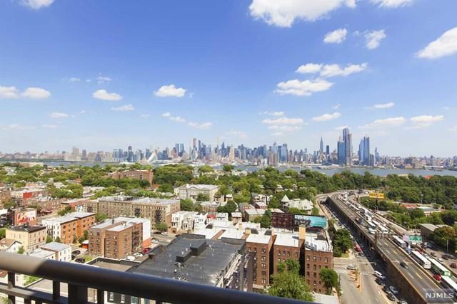 3312 Hudson Avenue Ph7, Union City, NJ 07087 (#1829847) :: RE/MAX Properties
