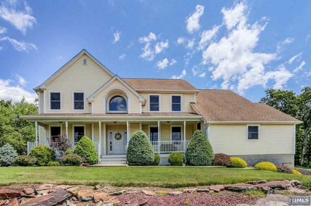 26 Stone Cliff Terrace, Jefferson Township, NJ 07438 (#1829921) :: RE/MAX Properties