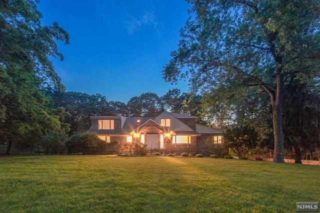 53 Skyline Drive, Upper Saddle River, NJ 07458 (#1830121) :: RE/MAX Properties