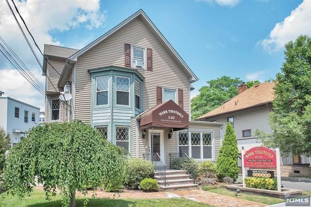 149 Washington Street, Bloomfield, NJ 07003 (MLS #1830577) :: William Raveis Baer & McIntosh