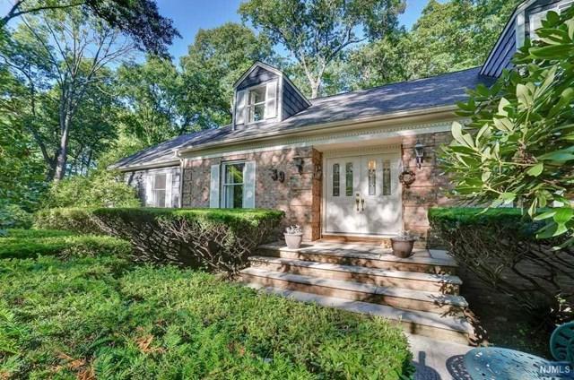 39 Black Oak Lane, Mahwah, NJ 07430 (#1830718) :: RE/MAX Properties
