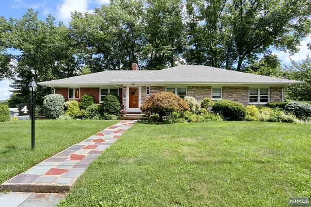 4 Ackerman Avenue, Oradell, NJ 07649 (#1832957) :: Group BK