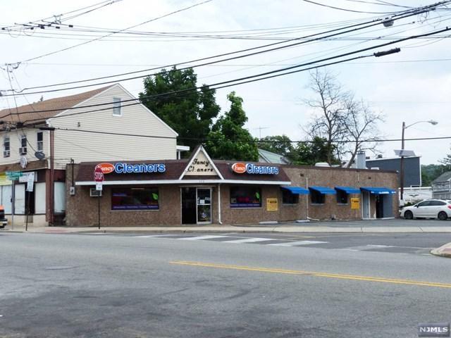 424 W Clinton Street, Haledon, NJ 07508 (MLS #1833003) :: The Dekanski Home Selling Team