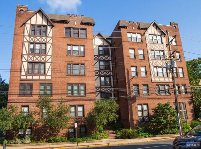 109 Grand Avenue 1E, Englewood, NJ 07631 (MLS #1833873) :: William Raveis Baer & McIntosh