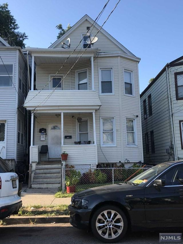 292 Sherman Street, Passaic, NJ 07055 (MLS #1836191) :: William Raveis Baer & McIntosh