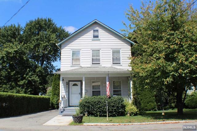 270 Center Street, Roxbury Township, NJ 07850 (MLS #1836773) :: William Raveis Baer & McIntosh