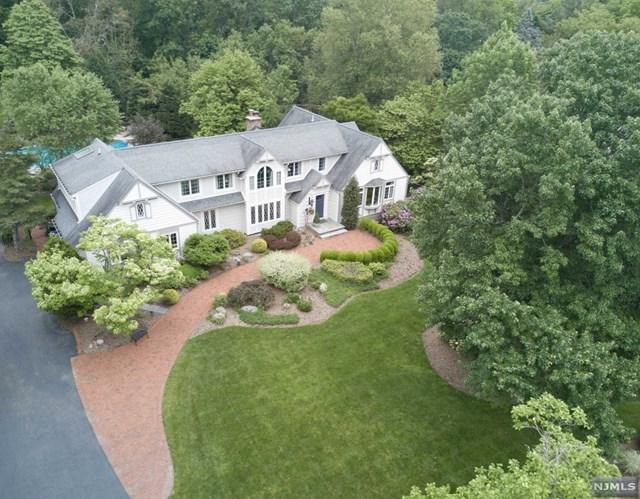 33 Sycamore Drive, Upper Saddle River, NJ 07458 (#1837404) :: RE/MAX Properties