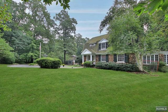 39 Rensselaer Road, Essex Fells, NJ 07021 (MLS #1838664) :: William Raveis Baer & McIntosh