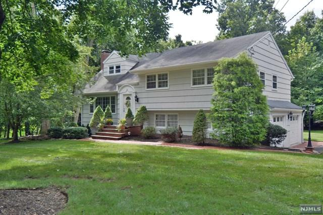 38 Stone Ledge Road, Upper Saddle River, NJ 07458 (#1838974) :: RE/MAX Properties
