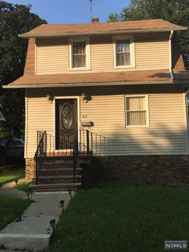 69 Franklin Road, Teaneck, NJ 07666 (#1839036) :: Group BK