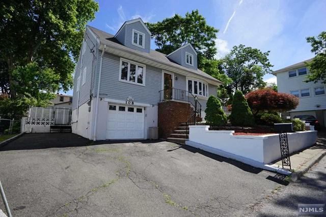 108 Rose Place, Woodland Park, NJ 07424 (MLS #1839404) :: William Raveis Baer & McIntosh