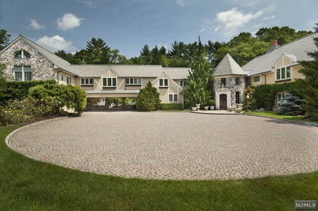 115 E Allendale Road, Saddle River, NJ 07458 (#1839440) :: RE/MAX Properties