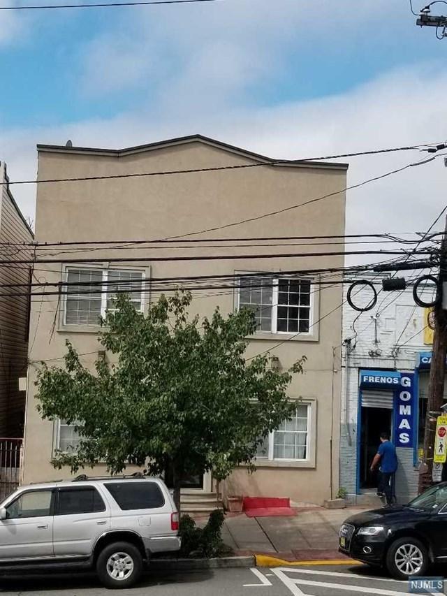 813 Central Avenue, Union City, NJ 07087 (MLS #1839725) :: The Sikora Group
