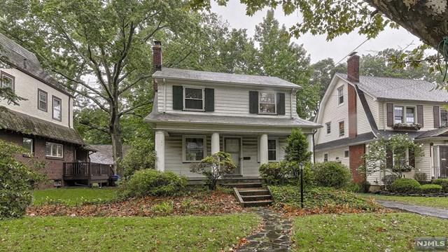 52 Burnett Terrace, Maplewood, NJ 07040 (MLS #1839781) :: William Raveis Baer & McIntosh