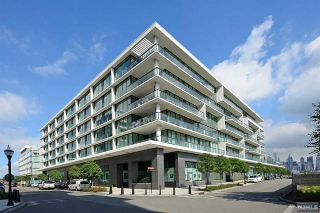 1200 Ave At Port Imperial #410, Weehawken, NJ 07086 (MLS #1839823) :: The Sikora Group