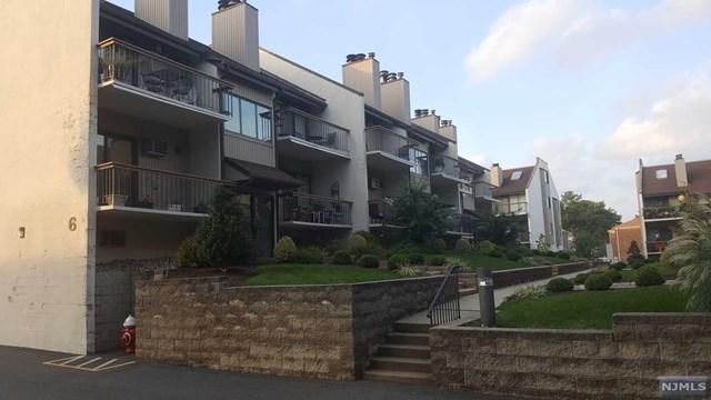 302 Hackensack Street #601, Wood Ridge, NJ 07075 (MLS #1840869) :: William Raveis Baer & McIntosh