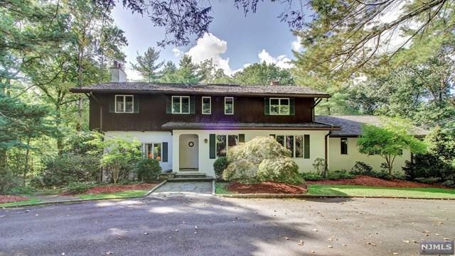 59 Robin Lane, Alpine, NJ 07620 (MLS #1841261) :: William Raveis Baer & McIntosh