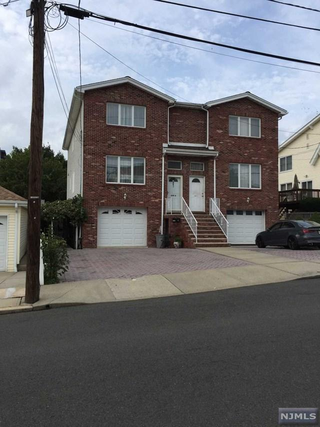 409A 9th Street A, Fairview, NJ 07022 (MLS #1841461) :: William Raveis Baer & McIntosh