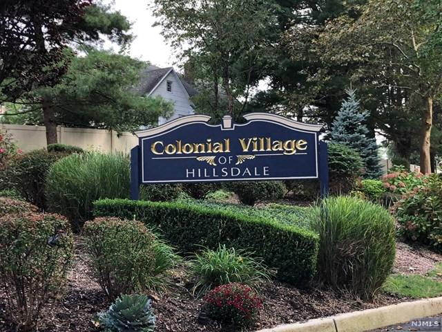 46 Colonial Village Drive, Hillsdale, NJ 07642 (#1841838) :: Group BK